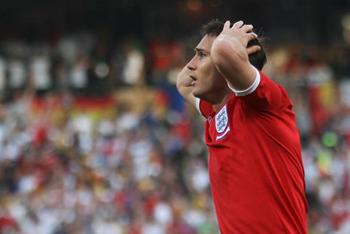 Unlucky Lampard