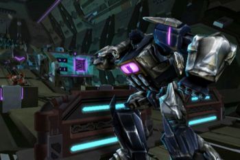 Transformers: Cybertron Adventures screenshot
