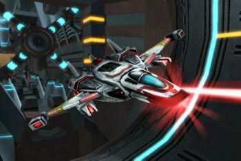 Transformers: Cybertron Adventures space battle