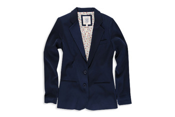 Floral Secret blazer from Forever 21, $26