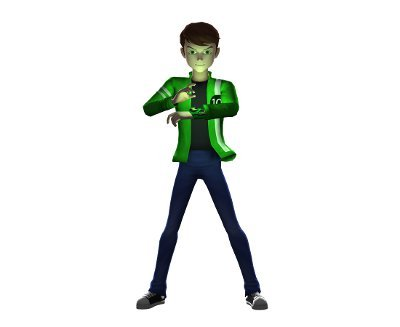 Ben Tennyson Ben 10 Ultimate Alien: Cosmic Destruction