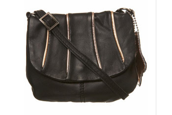 Piped bag from Miss Selfridge, $40
