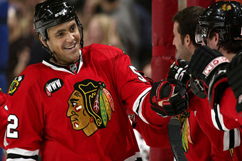 NHL Playoffs 2010: Chicago's Big Shot