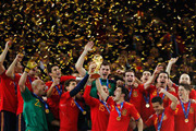 World Cup 2010: Reign in Spain