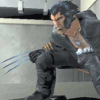 Wolverine, the X-Man mutant with adamantium claws & bones plus a healing factor and a hardcore attitude.