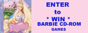 Click here and enter the Kidzworld contest to win two different Barbie CD-ROM games!