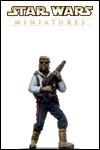 The Klatooinian Hunter is a mercenary working for Jabba the Hutt.