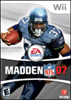 Madden NFL '07 - Wii Video Game