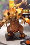 Smash cities and battle with giant monsters in Monsterpocalypse!