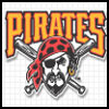 Logo of Pittsburgh Pirates.