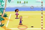 Lizzie McGuire is hitting the mall and chilling on the beach in her new GBA video game by Disney!