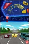 The Transformers Animated video game for DS lets you race and battle as the Autobots!
