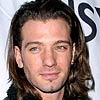 JC Chasez is in desperate need of a hair cut.