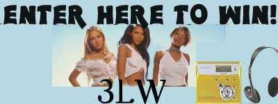 Enter the 3LW and Sony Net Mini Disk Walkman Player/Recorder contest from Kidzworld now and win some cool free stuff!