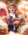 Hermione Granger - Harry Potter's friend and brainiac witch.