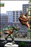 Stomp cities flat with giant monsters in Rampage: Total Destruction!