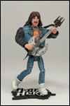 Rock with guitarist Axel Steel from Activision's Guitar Hero video game.