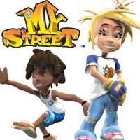 Playstation's My Street video game for the Playstation 2!