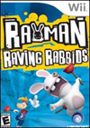 Rayman Raving Rabbids - Wii Video Game