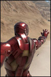 Check out Marvel comic's Iron Man in action with these video game preview pics!