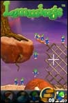 The Lemmings need your help in this new puzzle game for the Sony PSP!