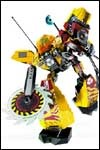 LEGO EXO-FORCE: Deep Jungle 8113 Assault Tiger