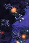 Blizzard's legendary Starcraft returns with Starcraft II.