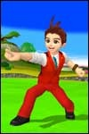 Play golf as Capcom's video game characters in We Love Golf for Nintendo Wii!