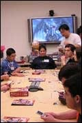 The Yu-Gi-Oh! U.S. Finals Video Game Tournament happens here!