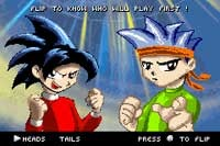 Duel against your friends with the Duel Masters Sempai Legends GBA video game from Atari.