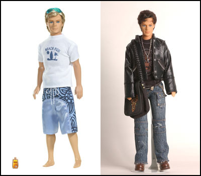 Which Of Ken's New Looks Do You Like Best?