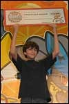 The 2008 Pokemon Trading Card Game World Championships Junior Division Winners!