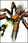 LEGO EXO-FORCE: Deep Jungle 8112 Battle Arachnoid