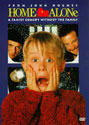 Macaulay Culkin stars in the hilarious holiday flick, Home Alone.