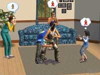 The Sims 2 PC video game from Electronic Arts is coming on September 17, 2004!