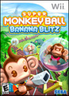 Super Monkey Ball: Banana Blitz - Wii Video Game