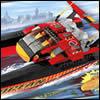 LEGO Speedboat