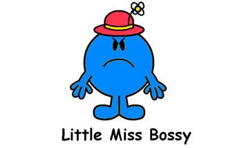 Bossy Sister
