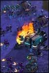 Blizzard's legendary Starcraft returns with Starcraft II.