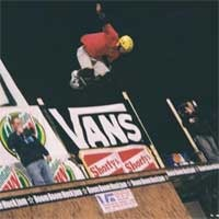 Andy Macdonald at the Vert Competition at Slam City Jam.