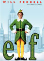 Saturday Night Live funnyman, Will Ferrell, stars in Elf.