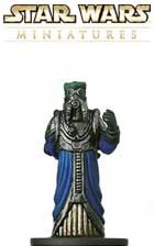 This fig of Wat Tambor is a sneak peek from the Star Wars Miniatures Revenge of the Sith expansion set, based on the Star Wars Episode III movie!