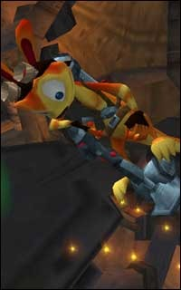 Check out these pics of Daxter's new PSP video game that's dropping in March!