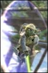 Darth Vader and Yoda in Soulcalibur IV.