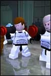 Feel the Force with these preview pics of the LEGO Star Wars II: The Original Trilogy video game!