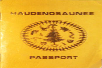 Indigenous Passport
