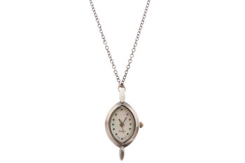 Pretty Pendulum necklace watch from ModCloth.com, $24.99