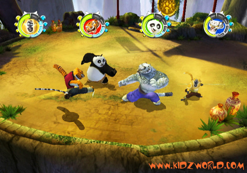 Kung Fu Panda: Legendary Warriors :: Wii Game Preview