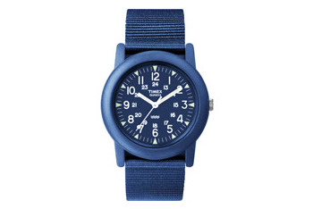 Timex casual blue watch from WalMart.com, $26