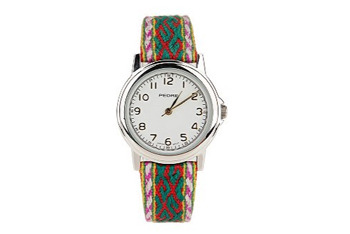 Tribal band watch from UrbanOutfitters.com, $30